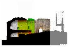 Architectural survey: Sant Miquel de Montmagastre church