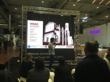 Presentation of the newest projects in Construmat
