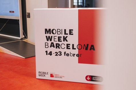 Discussion table at the Mobile Week Barcelona