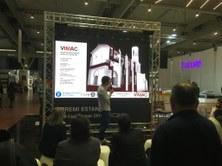 Presentación de los nuevos trabajos en Construmat